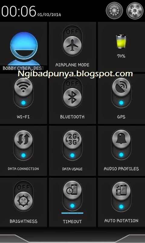 CUSTOM ROM For Lenovo a369i : Jelly Oplosan   Ngibadpunya