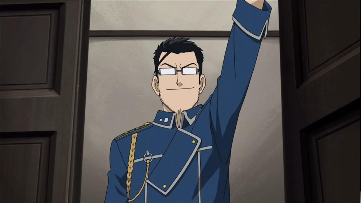 Maes Hughes | Full Metal Alchemist | Fandom powered by Wikia