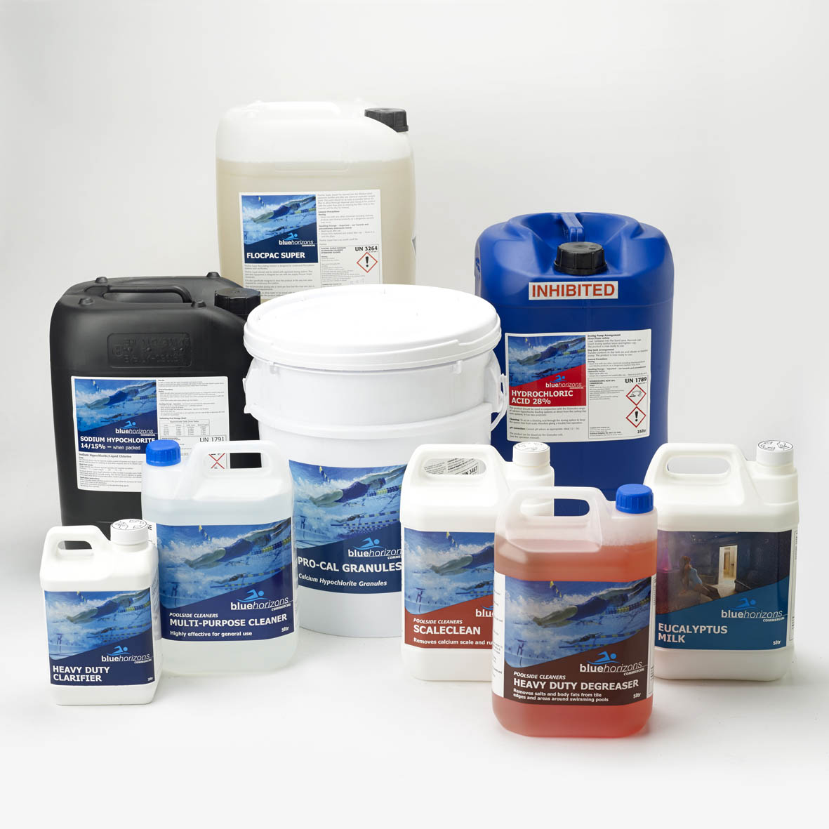 Swimming pool chemicals and equipment 2015 for Swimming pool cleaning chemicals list