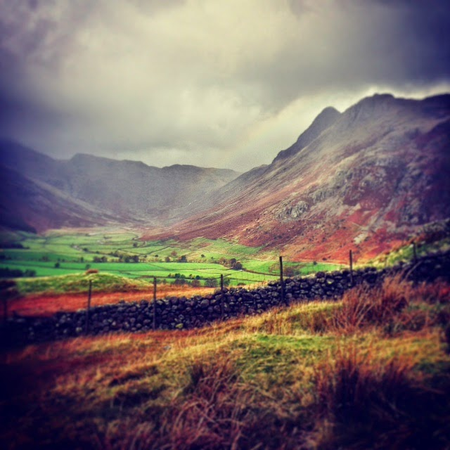 National Trust, Mickleden and the Pike o Stickle