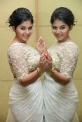 Anjali Glamorous Photos in saree at Geethanjali event-thumbnail-10