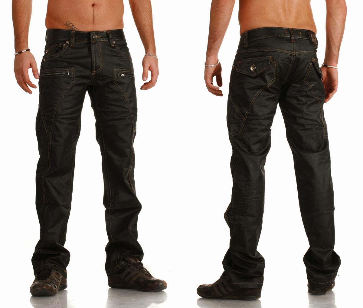 Skinny Black Jeans For Men