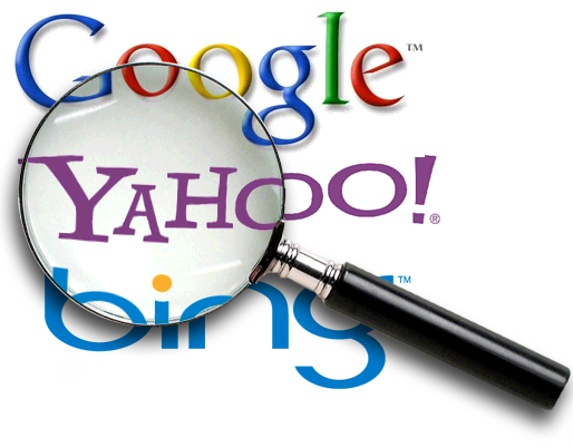 a look at internet search engines Search engines are programs that search documents for specified keywords and returns a list of the documents where the keywords were found a search engine is really a general class of programs, however, the term is often used to specifically describe systems like google, bing and yahoo.