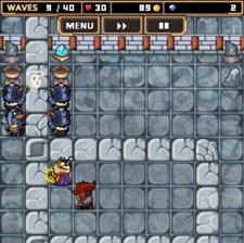 Mage Defense (魔法師 ディフェンス) 5-7 攻略 (★★★)