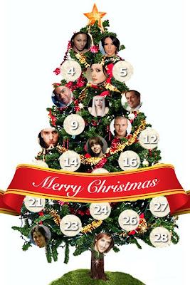 best christmas friends facebook app