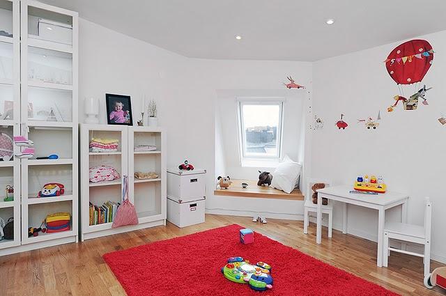 4 habitaciones infantiles n rdicas baby deco for Habitaciones infantiles nordicas