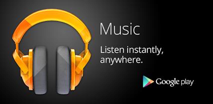 Google Play Music уже в Украине!