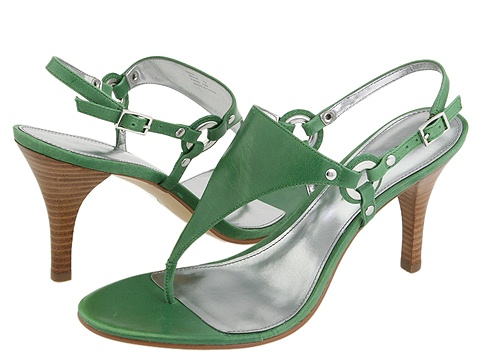 blackberry touch green prom shoes 2010