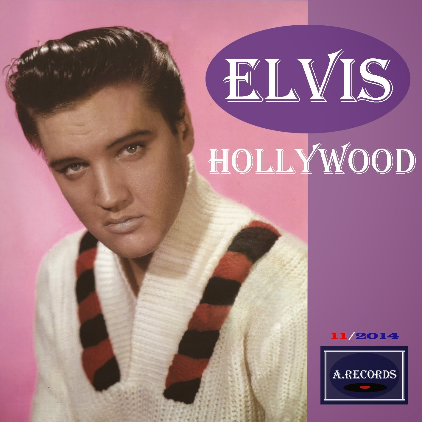 Elvis Hollywood (November 2014)