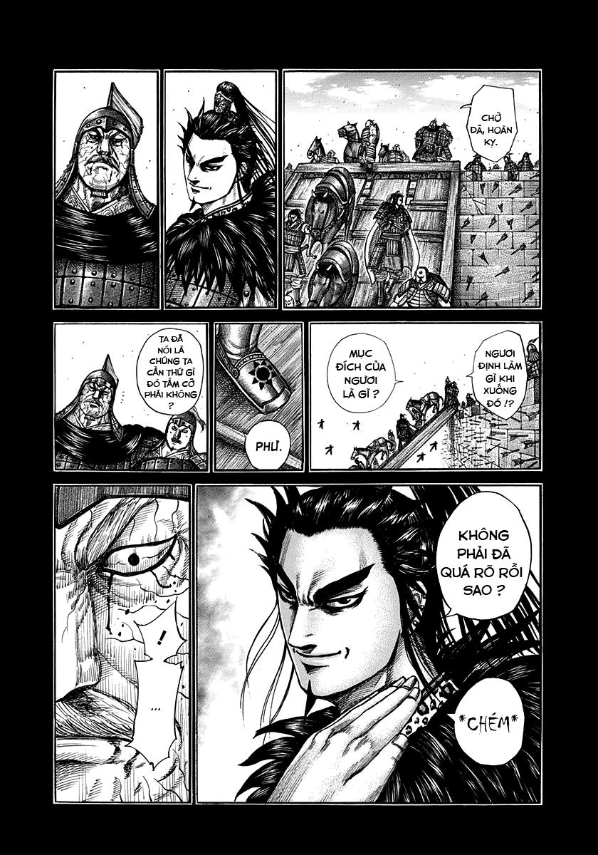 Kingdom - Vương Giả Thiên Hạ Chapter 301 page 15 - IZTruyenTranh.com