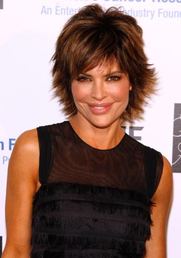 Sassy Short Hairstyle Wallpaper - Samuel Blog: Celebrity Sassy Short