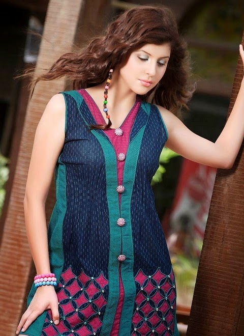 Western Style Trendy Indian Kurtis Dresses