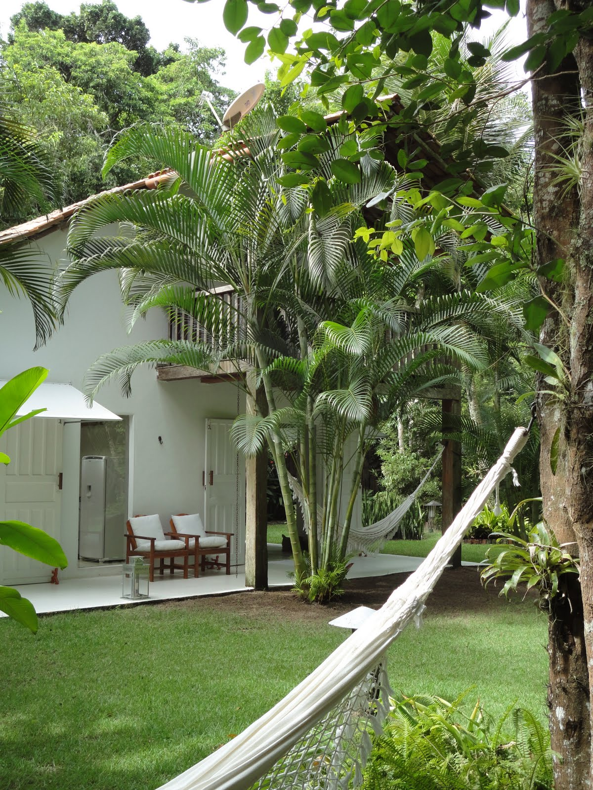 Elegant Casa Da Vanessa   Trancoso   Bahia   Brazil: THE 2 PERSONS CHALET (click On  Photos For Enlargement)