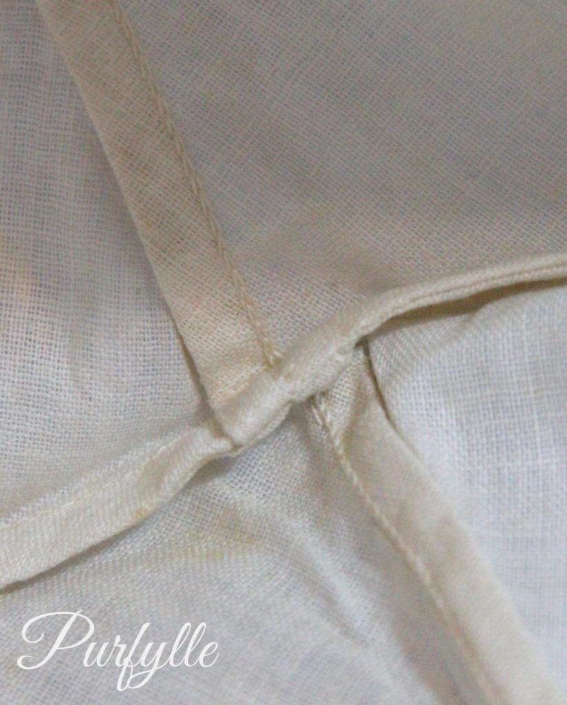 chain stitching 1927 underwear