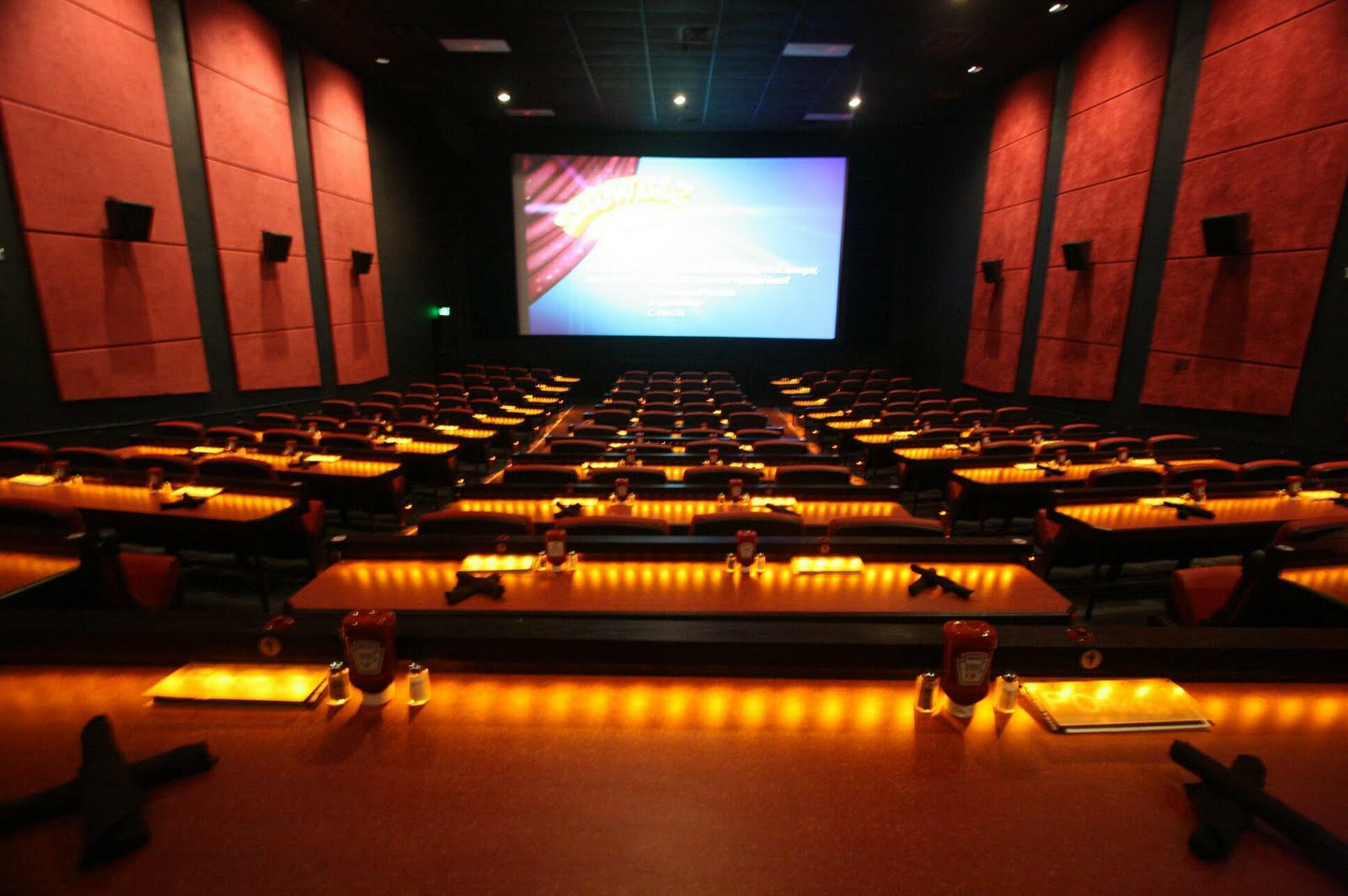 AMC Dine in Theater Review AMCDIT Ultimate Orlando
