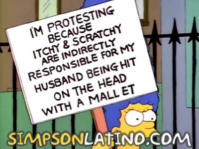 Los Simpson 2x09