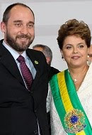 Luís Inácio Adams & Dilma Rousseff.