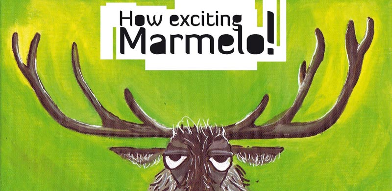 How Exciting Marmelo!