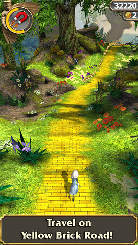 Download Temple Run OZ Apk for Android free