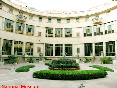 National Museum in Delhi