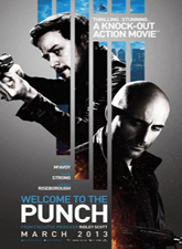 Welcome to the Punch (2013) pelicula hd online