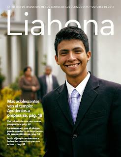 LIAHONA OCTUBRE 2013