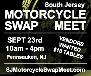 South Jeresy Motorcycle Swap Meet