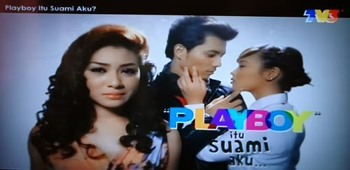 Playboy Itu Suami Aku episode 3, Gambar Playboy Itu Suami Aku, pelakon Playboy Itu Suami Aku, drama Playboy Itu Suami Aku