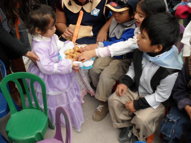Jardín Maternal Caramelito de Miel, conmemoro un nuevo aniversario de