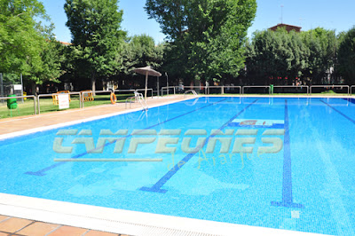 Campeones de aranjuez 30 jun 2013 for Piscina fuenlabrada