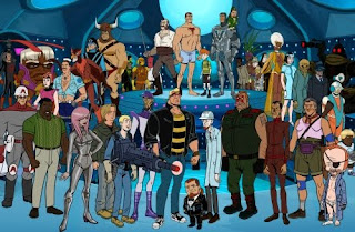 venture bros hentai. Movies are the most important element of entertainment ...