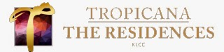 Tropicana The Residences logo