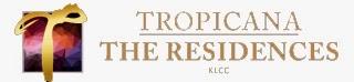 Tropicana The Residences logo