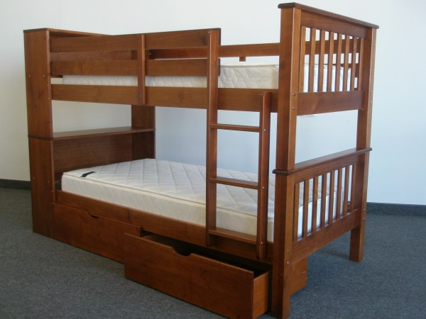 Twinkle furniture trading for Double deck bed images