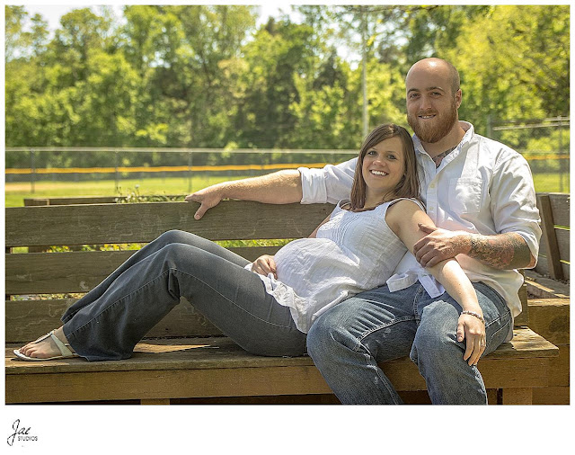 Peaks View Park Lynchburg Virginia Outdoor Park Family Session