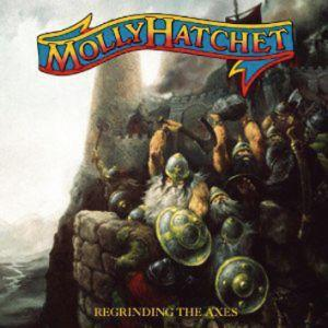 Molly Hatchet New Regrinding The Axes Album