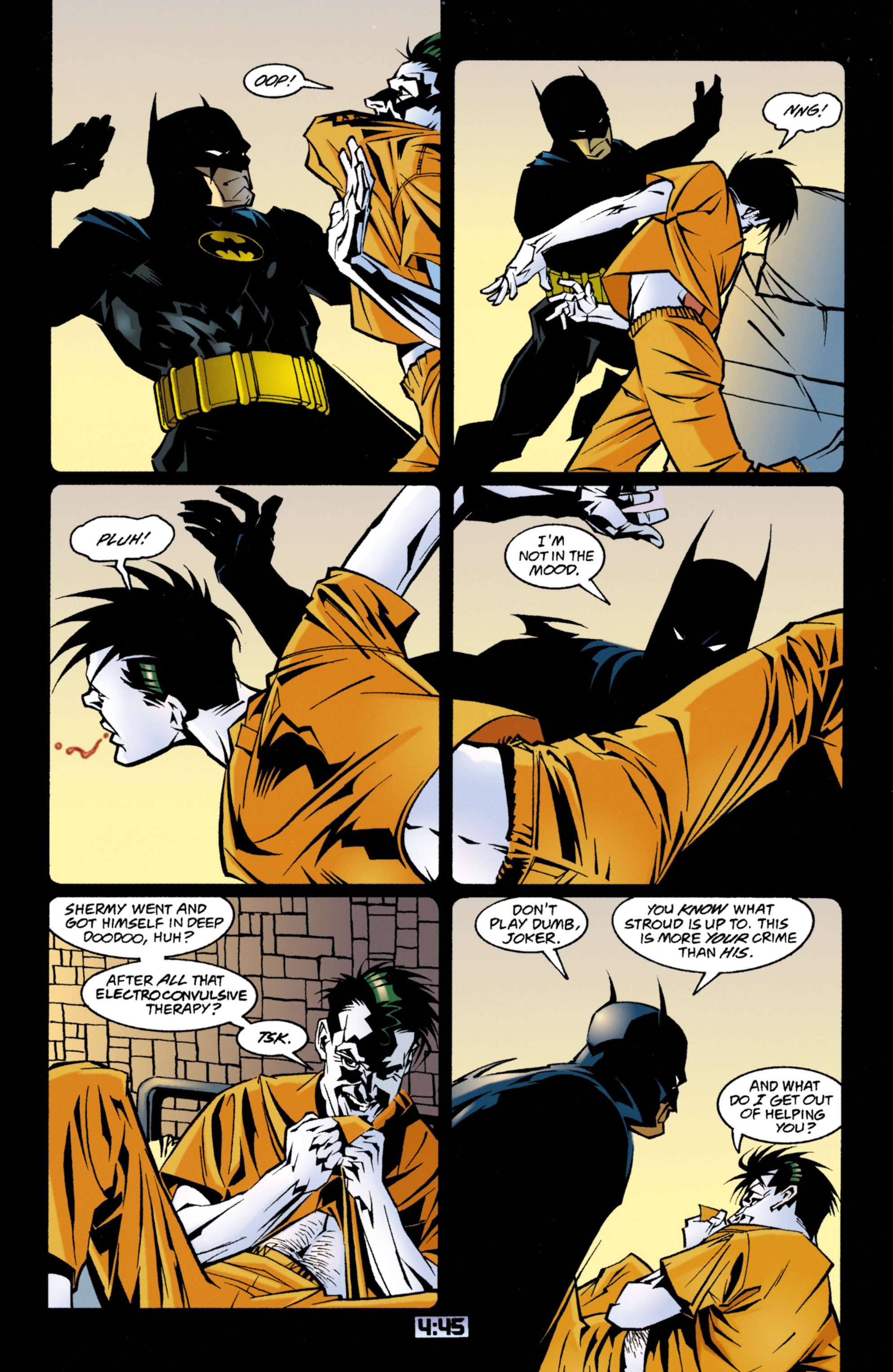Detective Comics (1937) Issue #726 Page 7