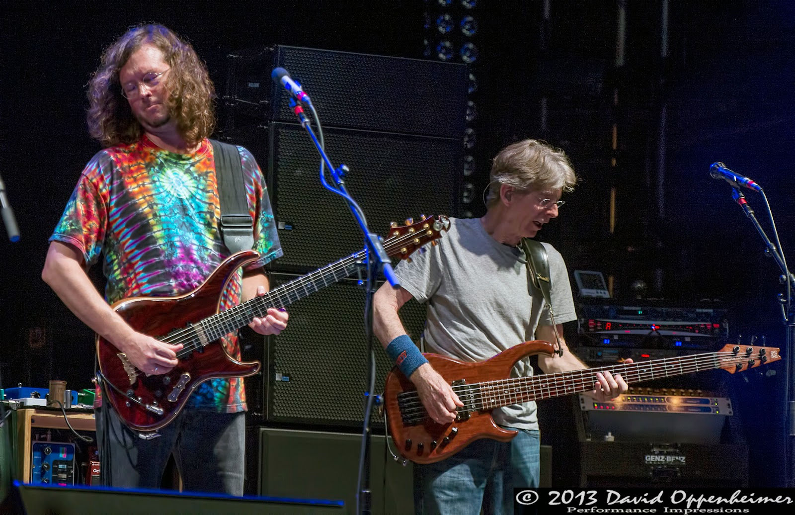 Phil Lesh and John Kadlecik with Futhur