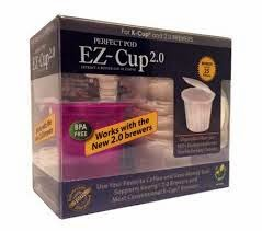 Keurig 2.0 Reusable Filter Cup For The Happily Enjoying Coffee
