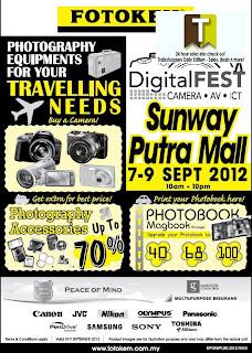 FOTOKEM DigitalFest Sale 2012