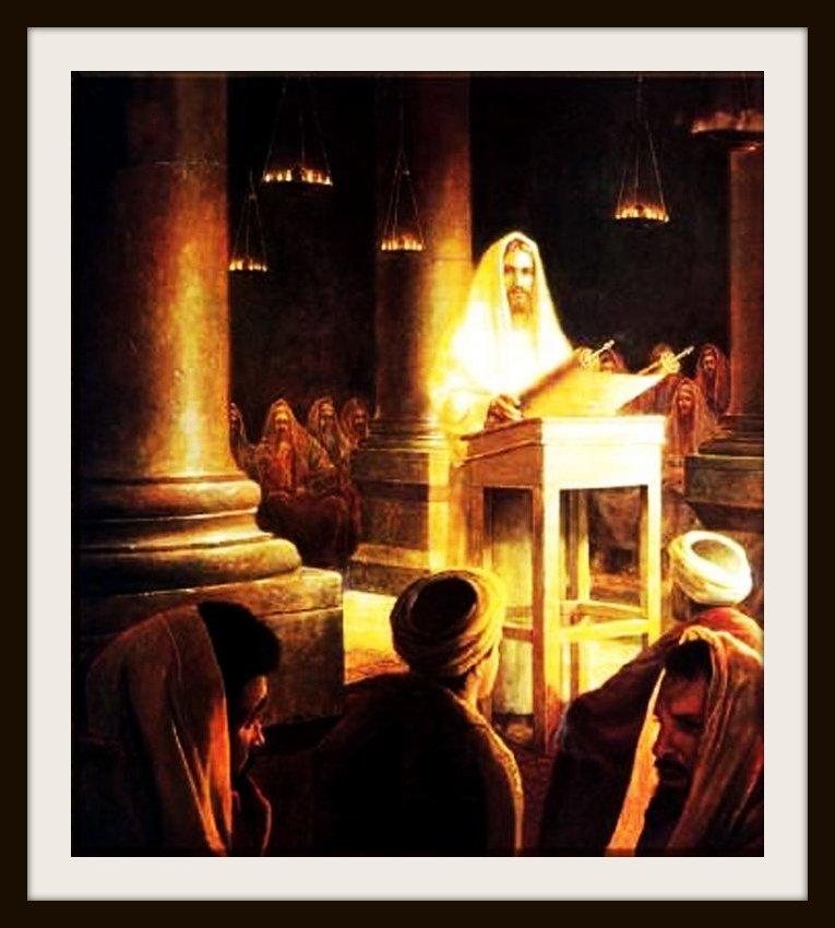 FIRMAN YESUS-KRISTUS: Koleksi gambar Yesus Kristus