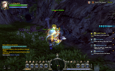 Dragon Nest - Magnifier Attack Skill
