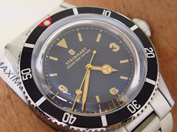STEINHART OCEAN ONE VINTAGE DIVER 300meter PATINE INDEX - AUTOMATIC ETA 2824-2 -VERY MINT CONDITION