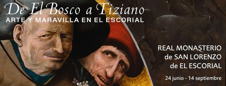Exposición temporal - Monasterio de San Lorenzo de el Escorial