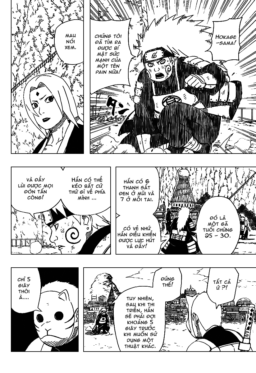 Naruto chap 427 Trang 8 - Mangak.info