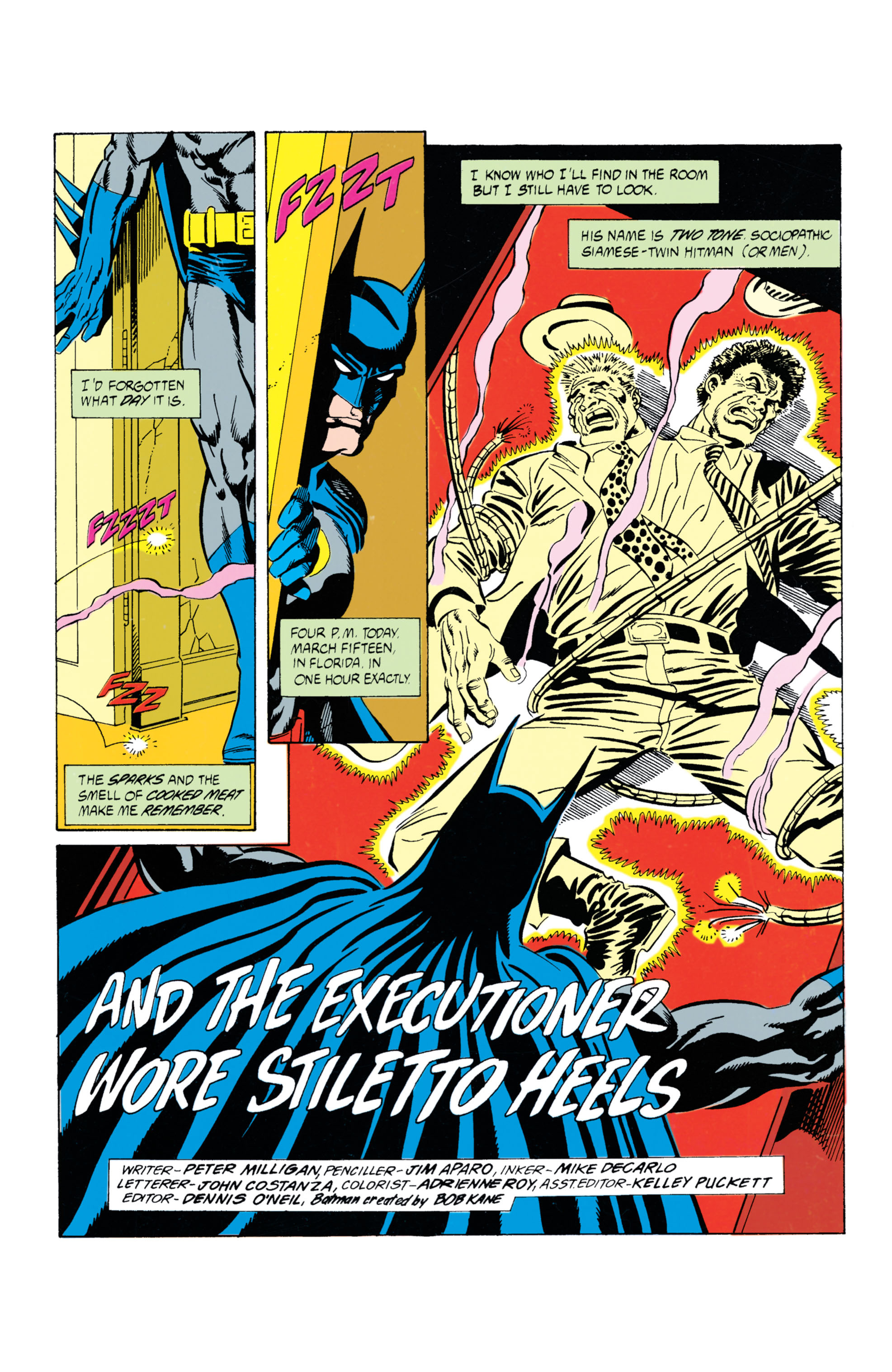 Detective Comics (1937) Issue #630 Page 2
