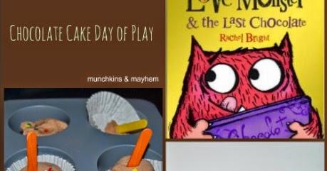 Chocolate Cake Day of Play | Munchkins and Mayhem