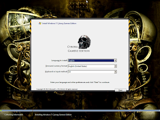 download Windows 7 Cyborg Gamers Edition Sp1 x64 terbaru