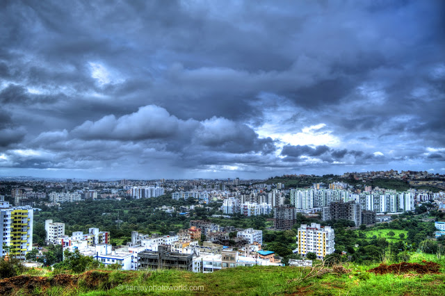 hdr city landscapes