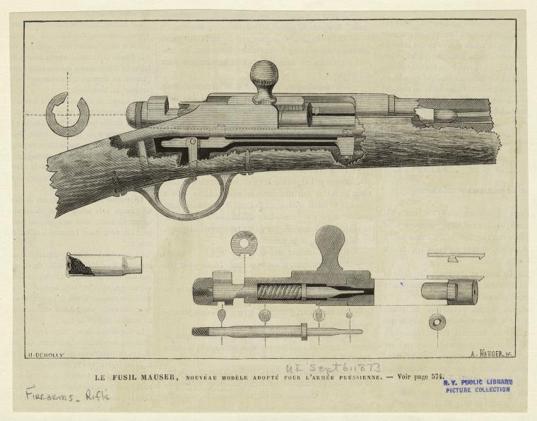 El Máuser: el fusil de la revolución mexicana | Batallas en el Desierto